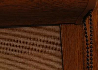 Roleta w kasecie VEGA - złoty dąb