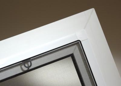 Siatka ramkowa - narożnik PVC