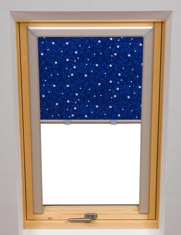 Roleta w kasecie DEKOLUX - do okien dachowych